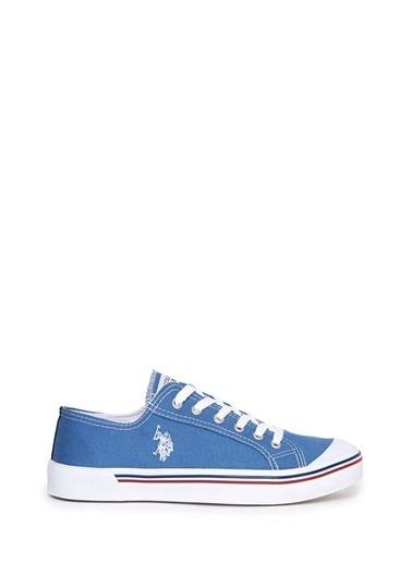 U.S.Polo Assn. Ayakkabı Mavi